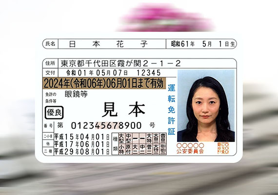 A driver's license is an official document, often plastic and the size of a credit card, permitting a specific individual to operate one or more types of motorized vehicles, such as a motorcycle, car, truck, or bus on a public road.